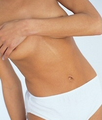 Breast augmentation as a last resort