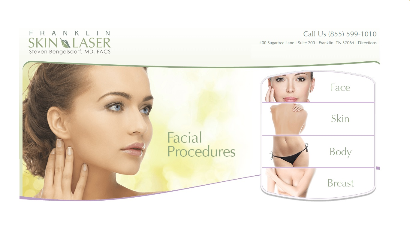 Franklin Skin Treatment - Franklin Skin & Laser