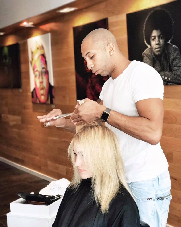 New York Hair Stylists - The Club by Dominik Mager